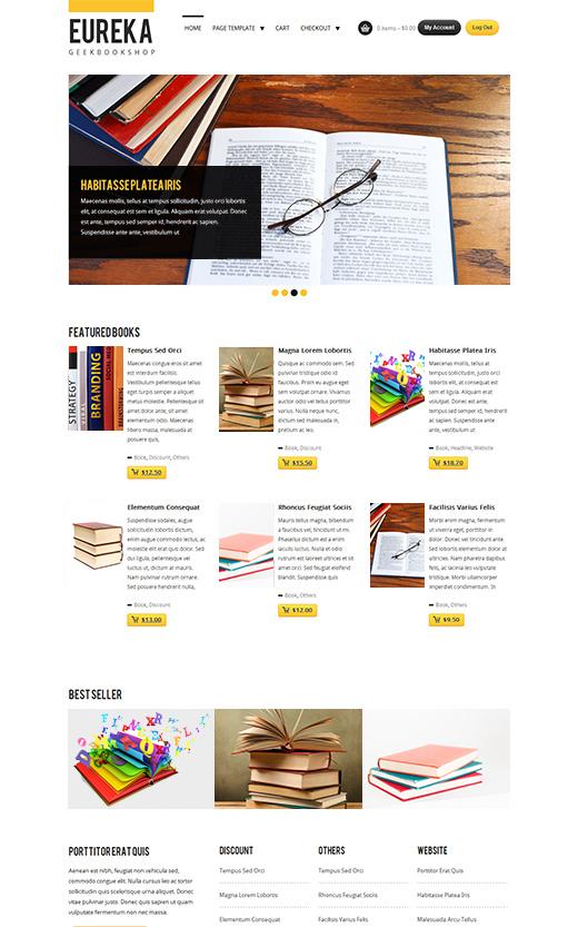 Eureka-WordPress-eCommerce-Theme-Preview