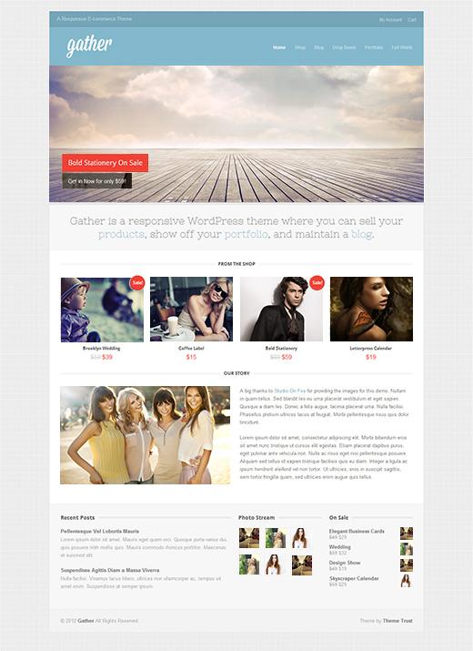 Gather-Responsive-E-commerce-Theme