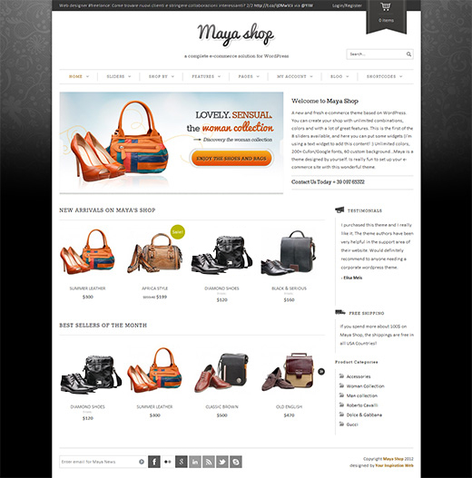 Maya-Shop-WordPress-eCommerce-Theme-Preview
