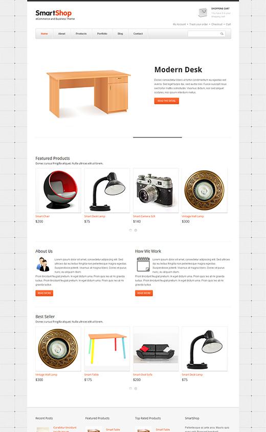 Smart-Shop-WordPress-eShop-Theme