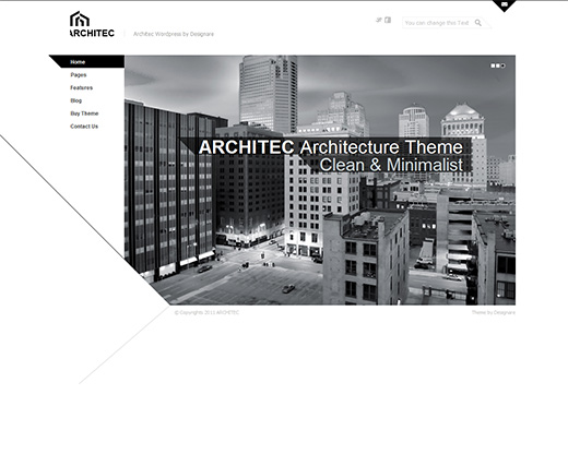 Architec WordPress Business Theme