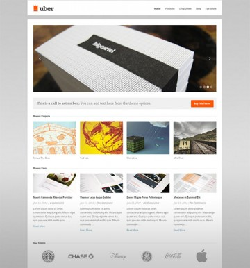 Business WordPress Themes Collection