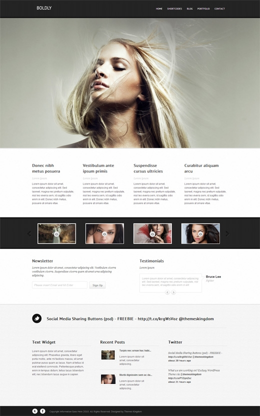 Boldly-Photography-Portfolio-WordPress-Theme