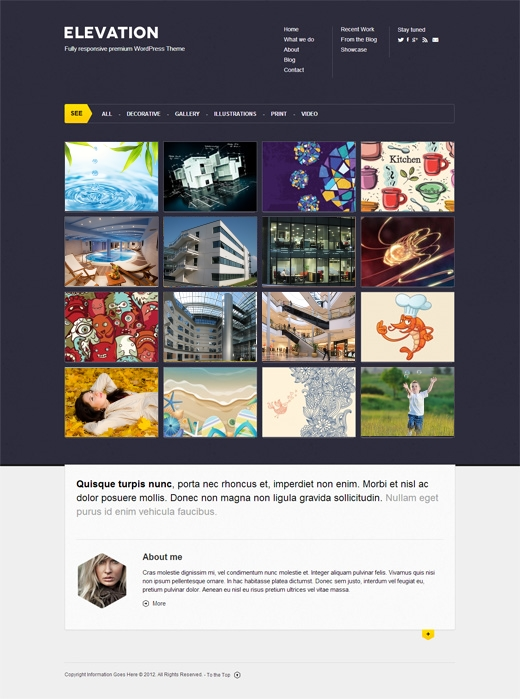 Elevation-Photography-Portfolio-WordPress-Theme