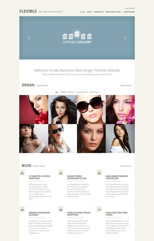 Flexible-Photography-Portfolio-WordPress-Theme