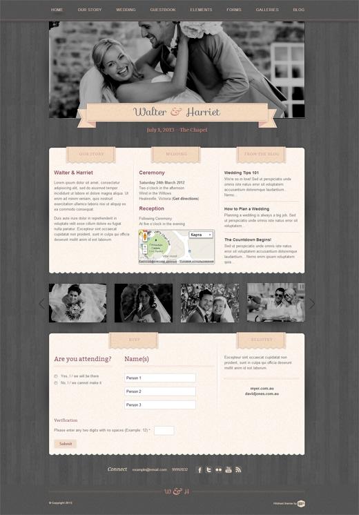 Hitchedm-Responsive-Wordpress-Wedding-Theme