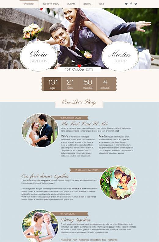 Romantic-Wedding-WordPress-Theme