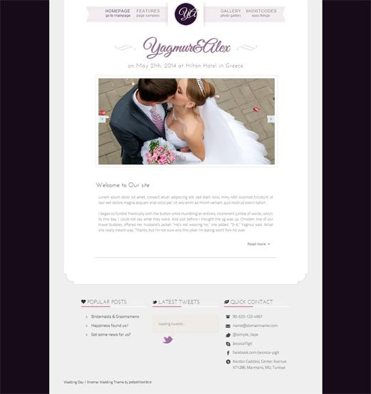 Wedding-Day-Wedding-WordPress-Theme