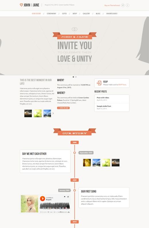 Wedding-Responsive-Single-Page-WordPress-Theme