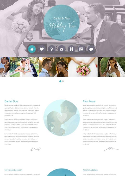 Wedding-VOW-Responsive-WordPress-Theme