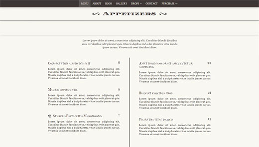 Le-Maitre-d-Super-Simple-Restaurant-WP-Theme