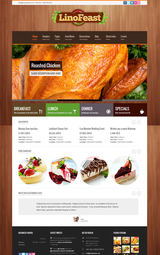 LinoFeast-Restaurant-Responsive-Wordpress-Theme