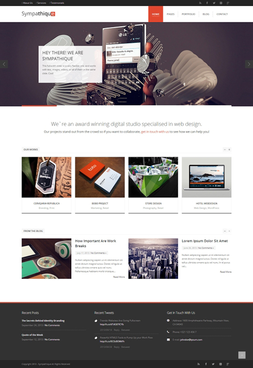 Sympathique---Responsive-WordPress-Theme