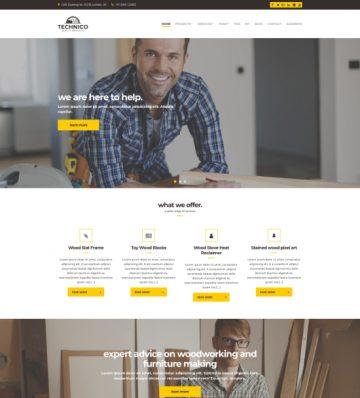 Technico WordPress Theme - CSSIgniter
